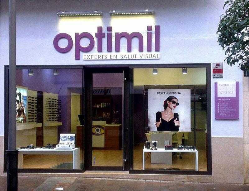c5f8879455 Optimil inaugura una nueva óptica en Palafrugell, Girona - Revista ...
