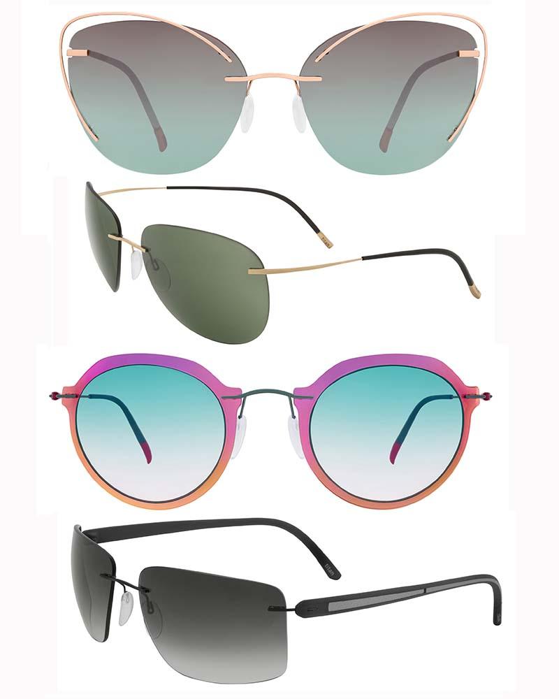 6178d10ea7 Silhouette, firma austríaca líder en gafas al aire, presenta sus nuevos  modelos en gafas de sol para 2018. Una colección que destaca por sus  llamativos ...
