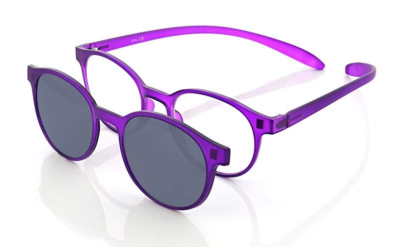 Premontada SunLa Óptica Clip Lookvision Revista Proximo Color Con QCxtsBohrd