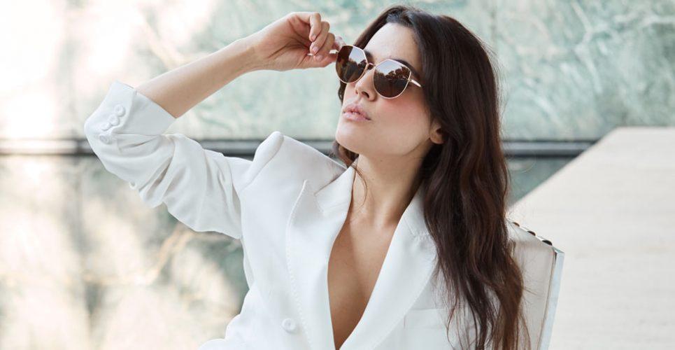 8e3b34d118 Multiópticas presenta nueva colección de gafas polarizadas de la mano de  Adriana Ugarte - Revista óptica Lookvision