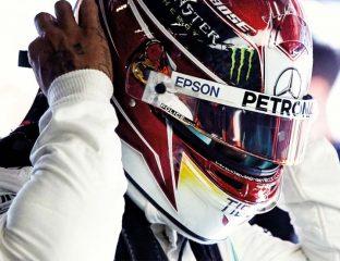 Police_Lewis Hamilton