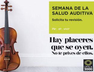Semana Salud Auditiva_Optica 2000