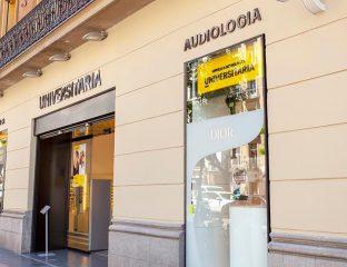Centro Optica & Audiología Universitaria Calle Goya Madrid