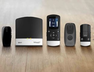 ReSound wireless accessories line-up line up Remote control