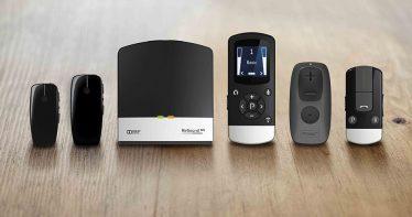 ReSound wireless accessories line-up line up Remote control