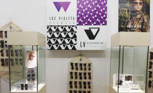 Showroom Luz Violeta