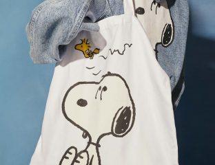 Snoopy x Bershka 70 aniversario